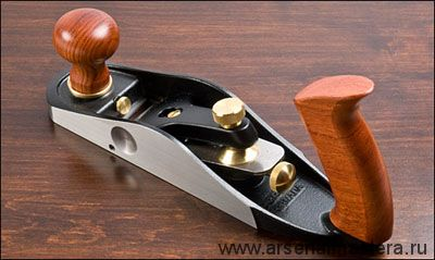 Рубанок Veritas Small Bevel-Up Smoother Plane A2 05P39.01