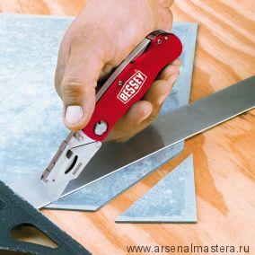 Немецкий складной нож с быстросменным лезвием Bessey DBKAH-EU