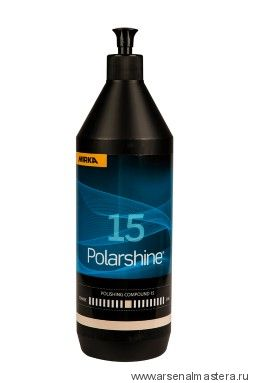 Полировальная паста Mirka Polarshine 15, 1л
