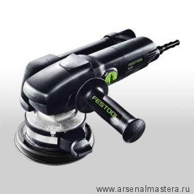 """Зачистная шлифмашинка - фрезер """"2 в одном"""" Festool RENOFIX RG 80 E комплект RG 80 E-Plus"""