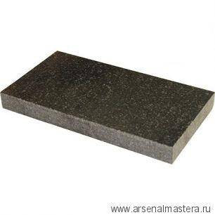 Камень притирочный габбро-диабаз 280*150*25 мм (прим. размер) М00010156