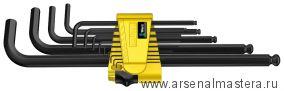 Набор Г-образных ключей, дюймовых, WERA 950 PKL/13 SZ N BlackLaser 13 шт WE-021728