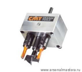 CMT 333-4595  Приспособление для врезания петель. Редуктор под петли 45/9.5 Блюм (BLUM)