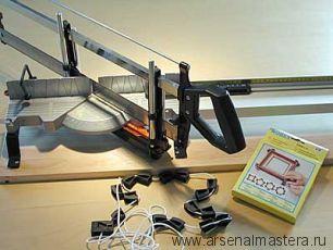 Набор Plano NOBEX Promaster (пила 565 мм, стусло 350 мм с удлинителем, рамочный зажим) для изготовления рамок 77700