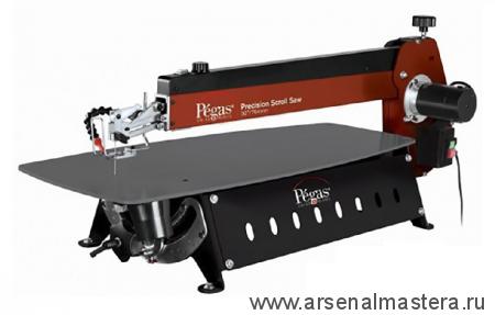 Лобзиковый станок Pegas / Excalibur 30 дюйм (762 мм)