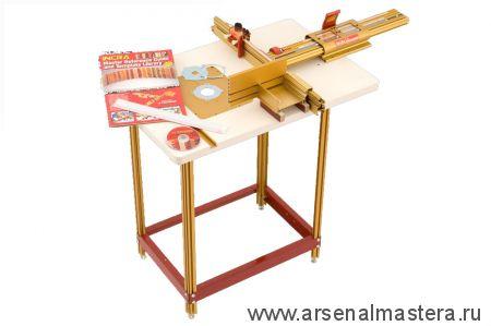 Фрезерный стол M-RT COMBO 1 (позиционер 432 мм, столешница 24x36дюйм, стандартная версия) INCRA