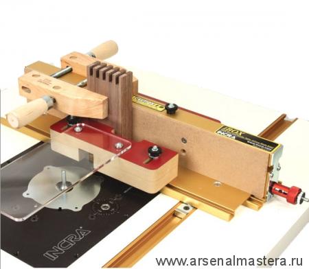 Шипорезное приспособление (шипорезка) 1/8 до 3/4 дюйм INCRA I-BOX