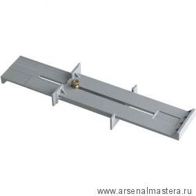 Разметочный инструмент (прецизионная маркировочная разметочная линейка, рейсмус, измеритель глубины реза) INCRA IG32