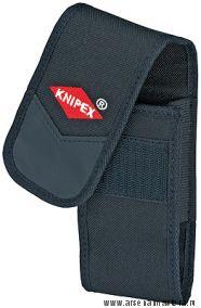 Поясная сумка для двух инструментов (пустая) KNIPEX 00 19 72 LE