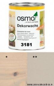 """Цветное масло для древесины """"Креатив"""" Osmo Dekorwachs Creativ 3181 Галька, 0,75л"""