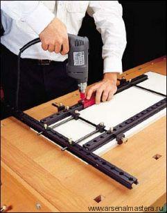 Шаблон (Кондуктор) сверльный Veritas 32 Cabinetmaking Deluxe System 05J06.02