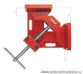Тиски для угловых соединений (Струбцина угловая) Piher A-20