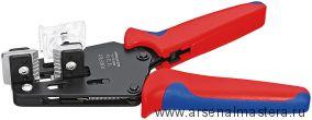 Прецизионные клещи для удаления изоляции с фасонными ножами KNIPEX 12 12 14 KN-121214