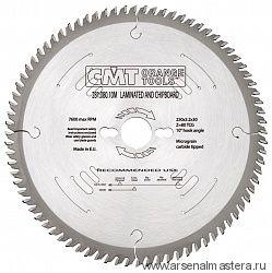 CMT 281.160.40H2 Диск пильный 160x20x2,2/1,6 10гр TCG Z=40 (подходит для Festool)