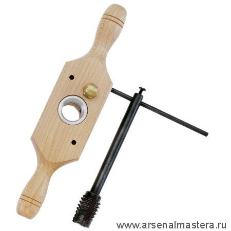 Винтельма 19мм (набор для нарезания резьбы по дереву) DICTUM 707186 641