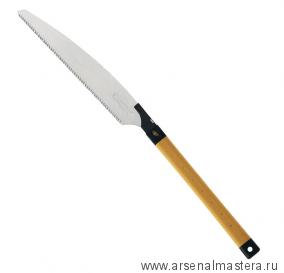 Пила японская плотницкая Kataba Kariwaku Z saw, 333мм (пиление волокон по диагонали, сырой древесины) Dictum