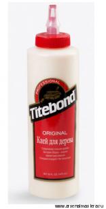 Клей столярный Titebond Original  Wood Glue 5064 кремовый 473мл