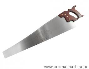 Пила-ножовка Garlick/Lynx 660мм (26) 10tpi рукоять из бука Thomas Flinn М00008597